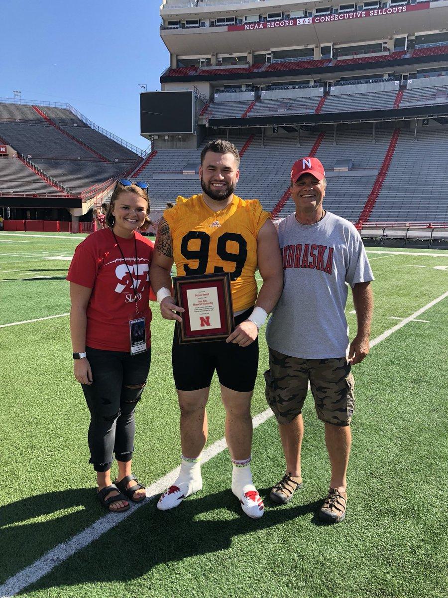 Nebraska announces third recipient of Sam Foltz Memorial ...
