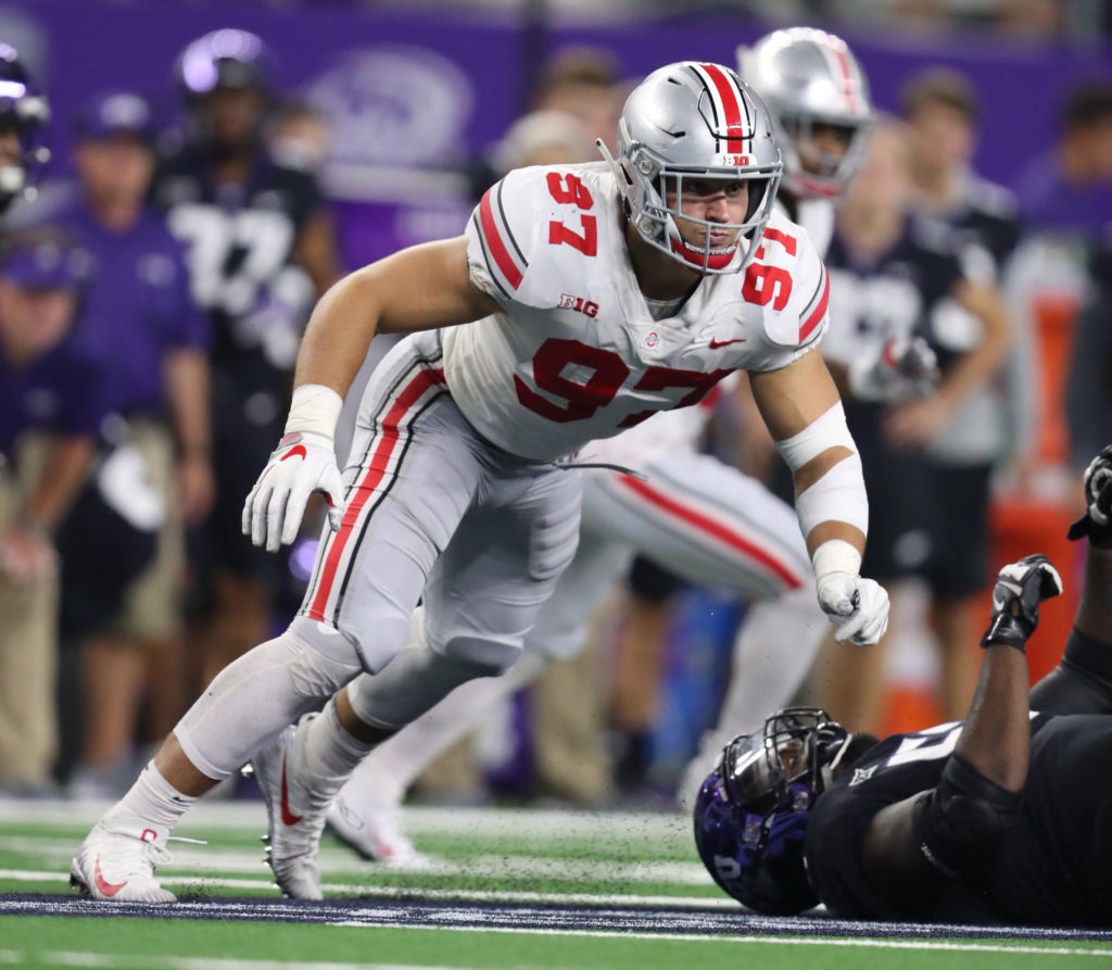 Feed Me Nfl: Joey Bosa Defends His Brother's Decision To Leave Ohio