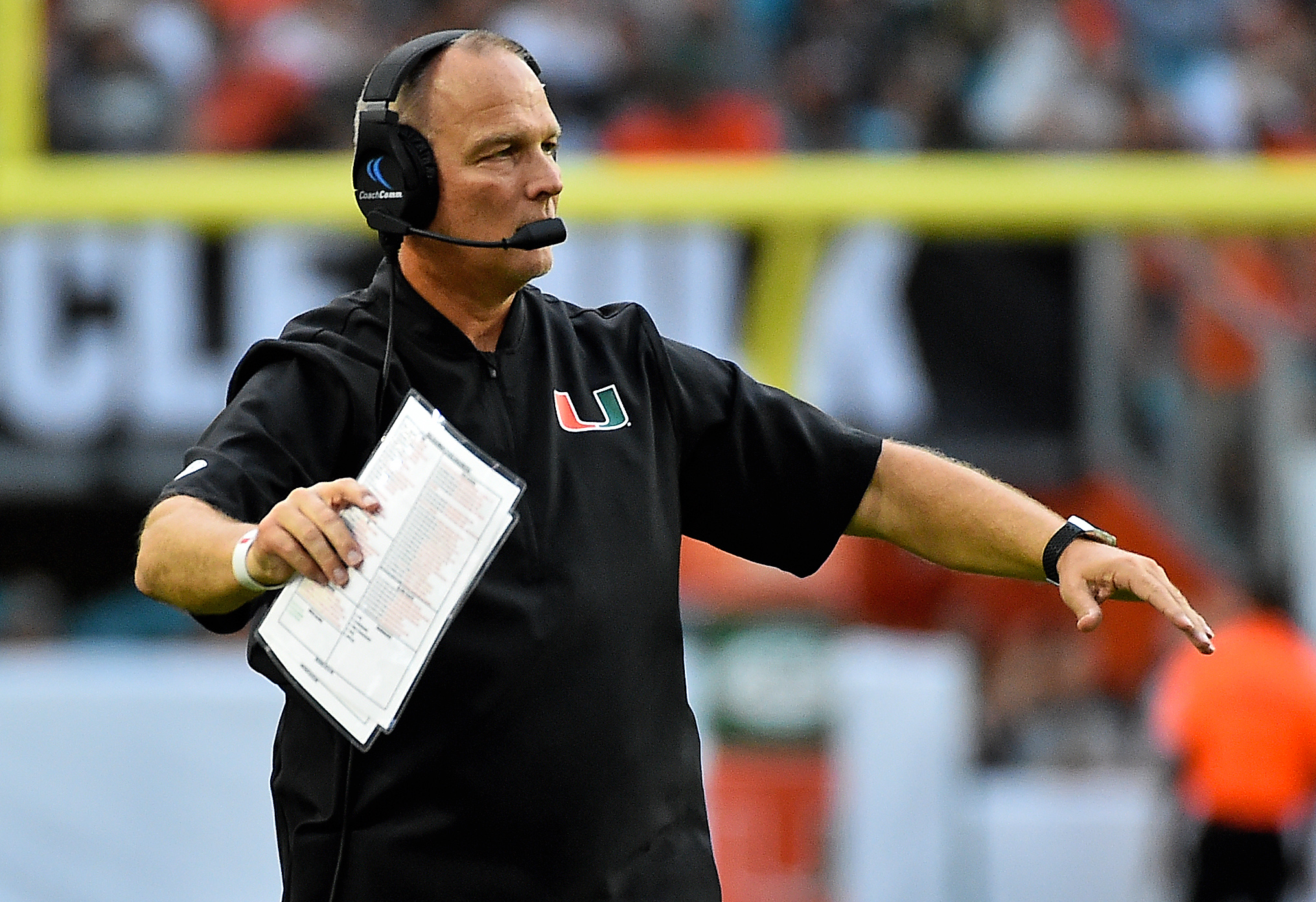 Mark Richt tweets he's fine after suffering heart attack