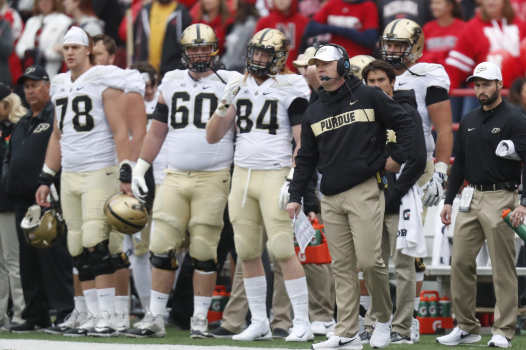 Purdue officially introduces Greg Brown as new CBs coach