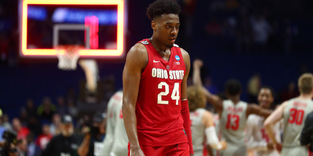 Ohio State falls short against Houston, loses in second round
