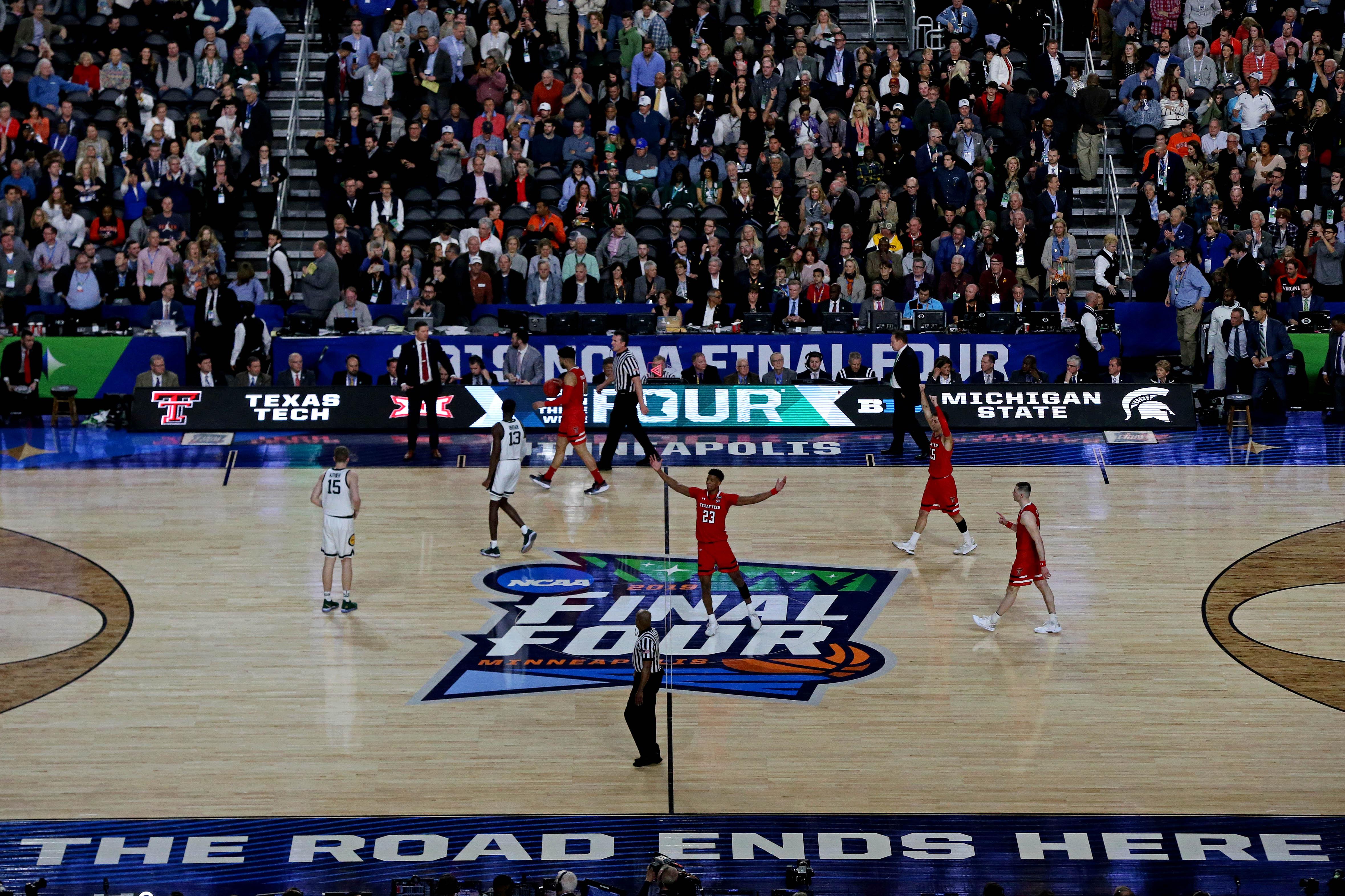 Minneapolis Sees High Attendance Figure For Final Four