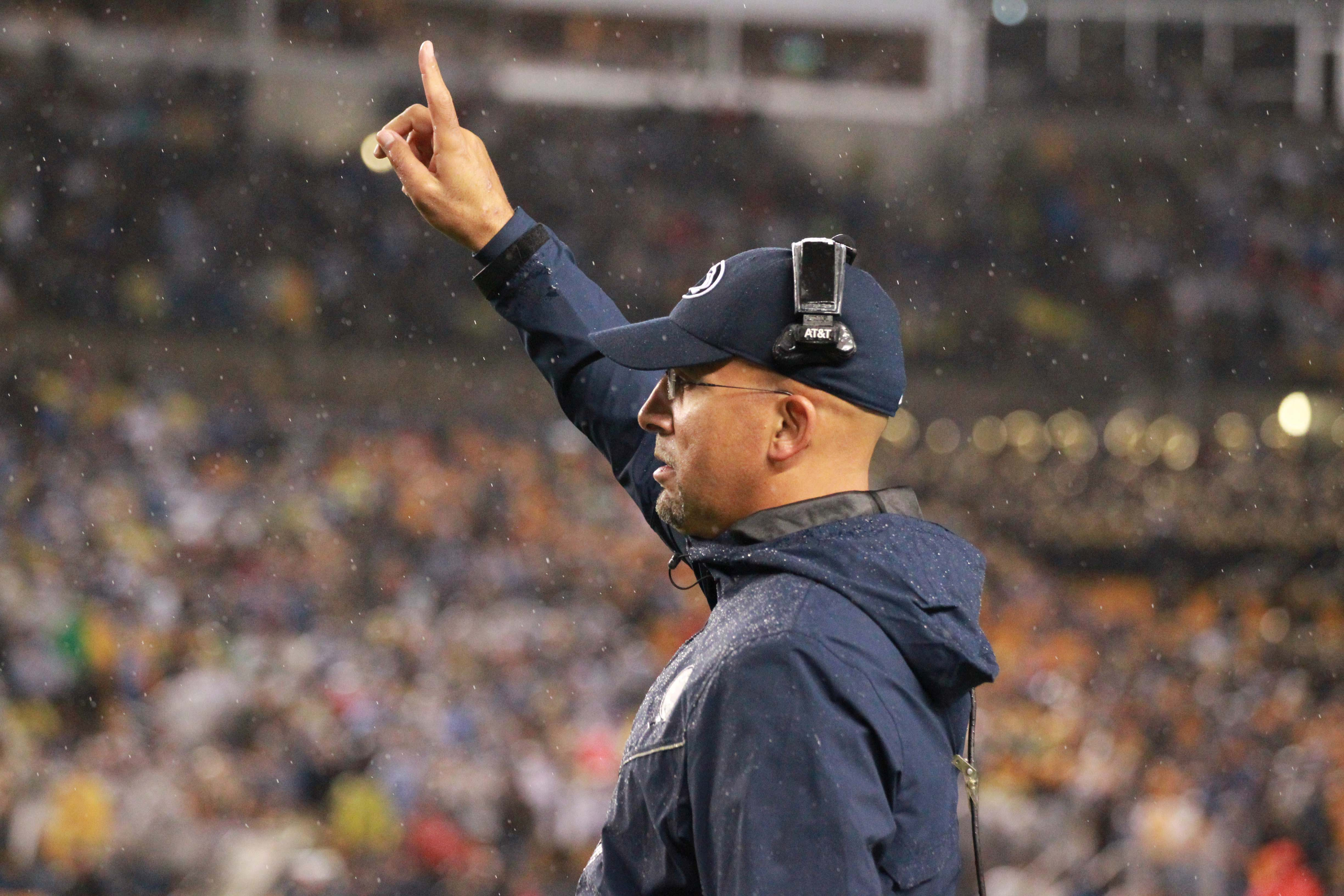 That time of year: James Franklin let's us all know Week 1 is on the horizon