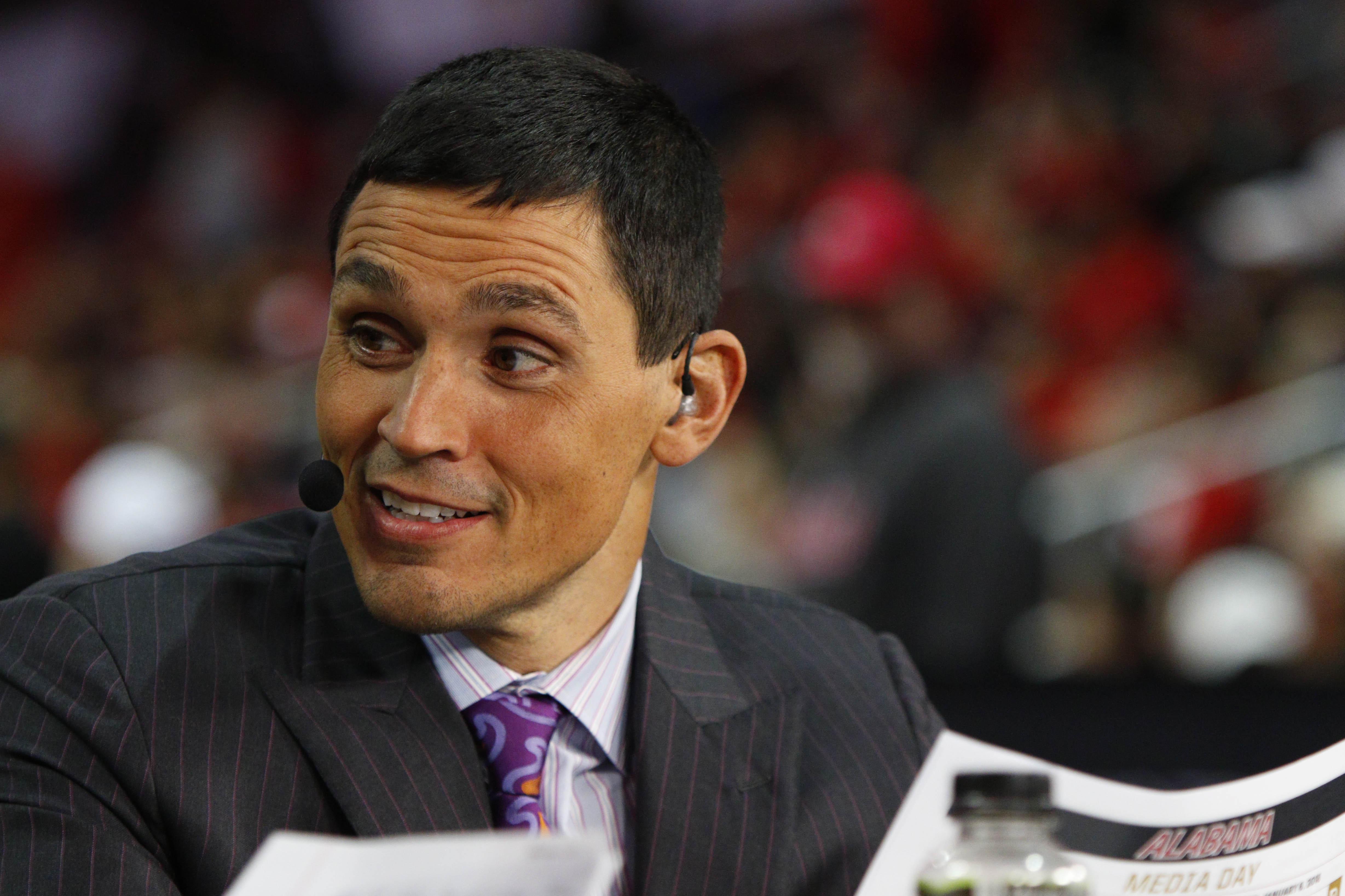 ESPN analyst David Pollack says Michigan is an 'OK' team
