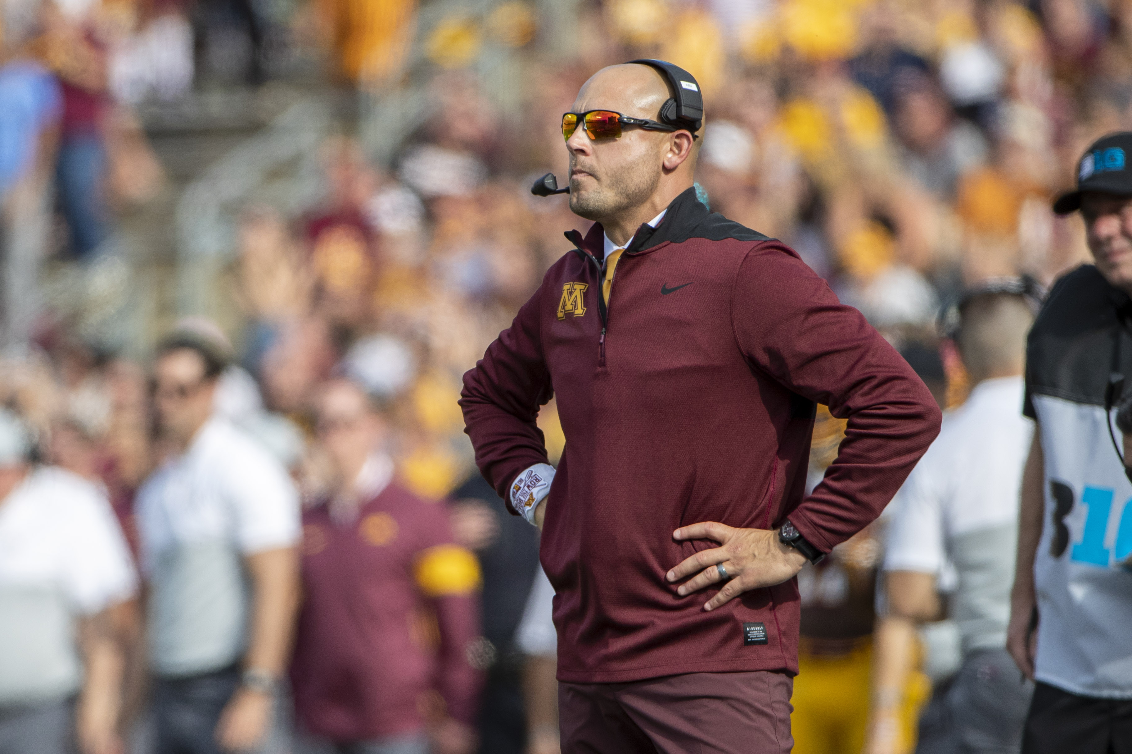 These two B1G coaches rank in the Top 4 in earning most bonus money so far in 2019