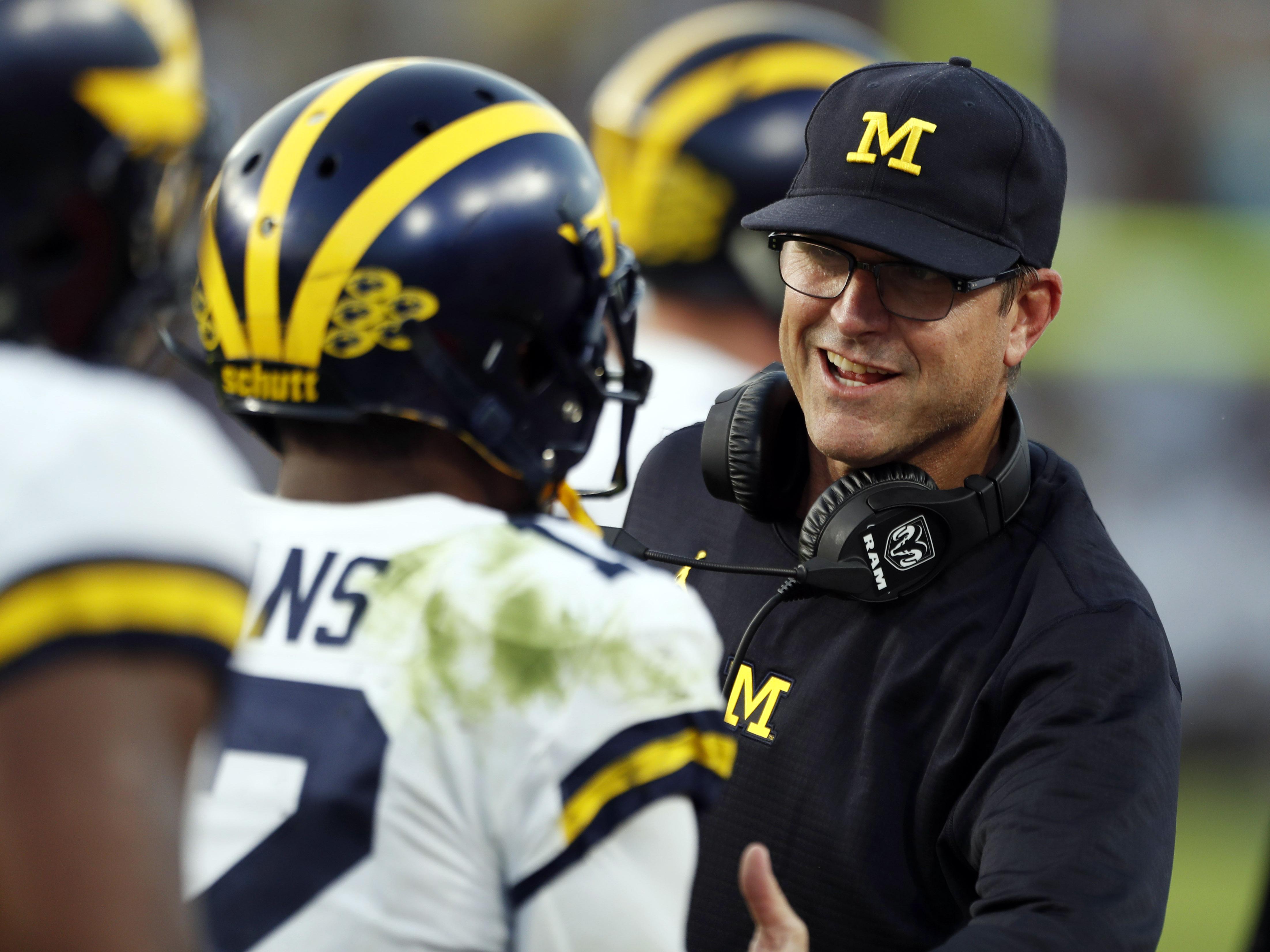FOX Sports analyst Joel Klatt claims Michigan 'better with Jim Harbaugh'