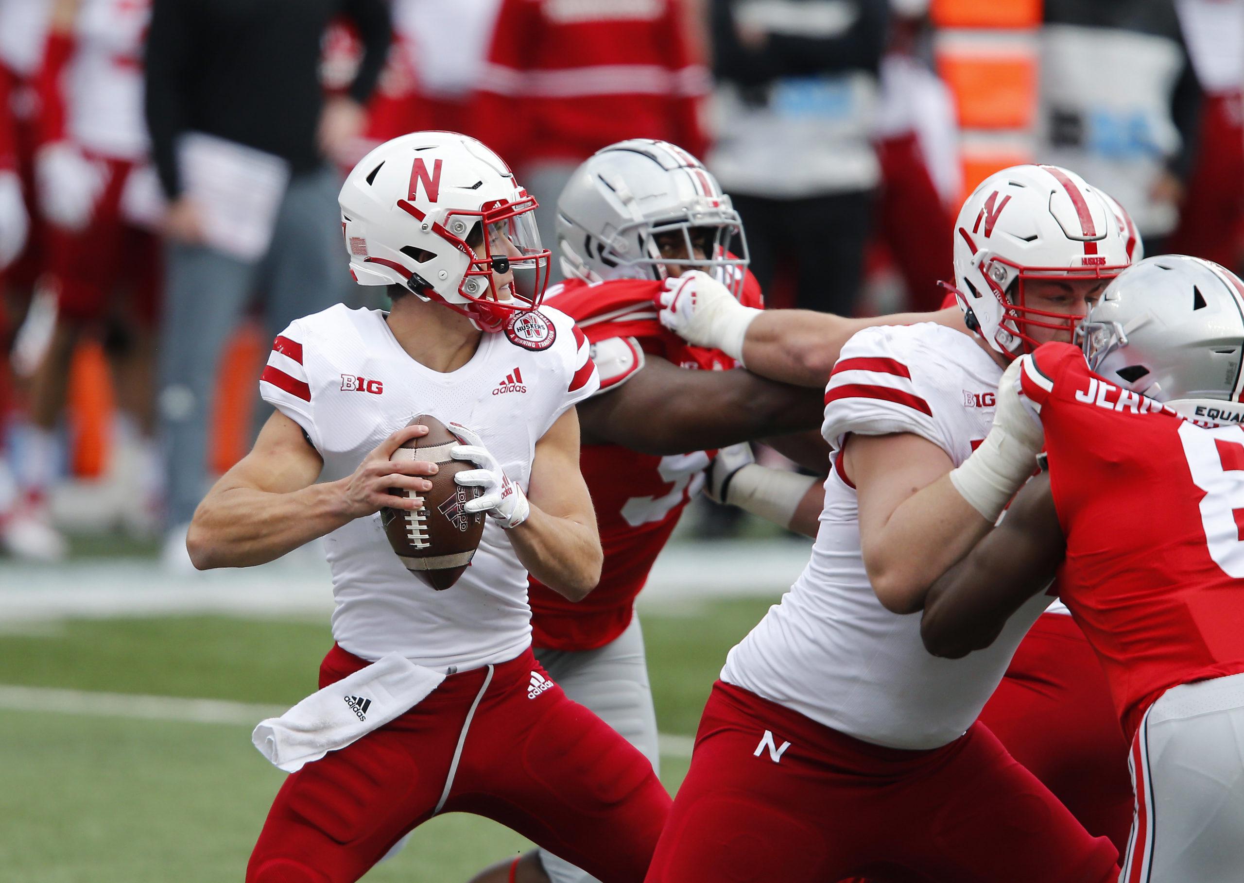 Report: Former Nebraska QB, Louisville commit Luke McCaffrey transferring to G5 program
