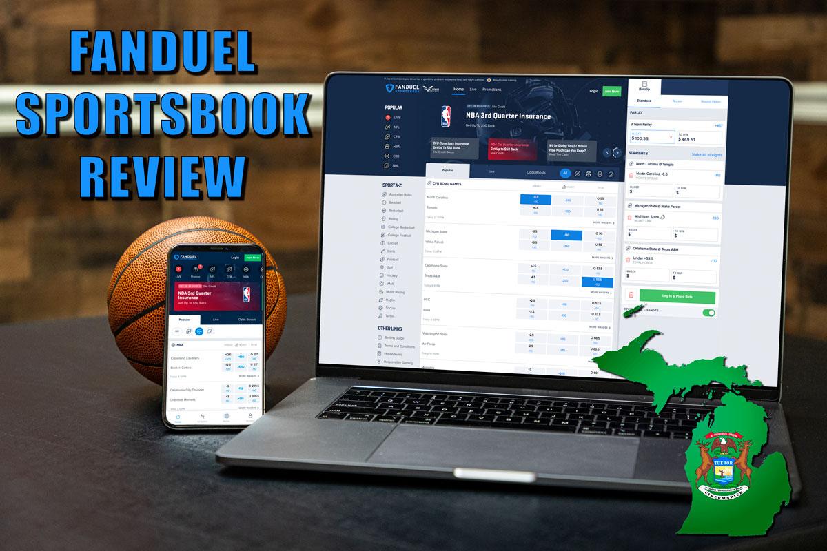 Fanduel and fanduel sportsbook