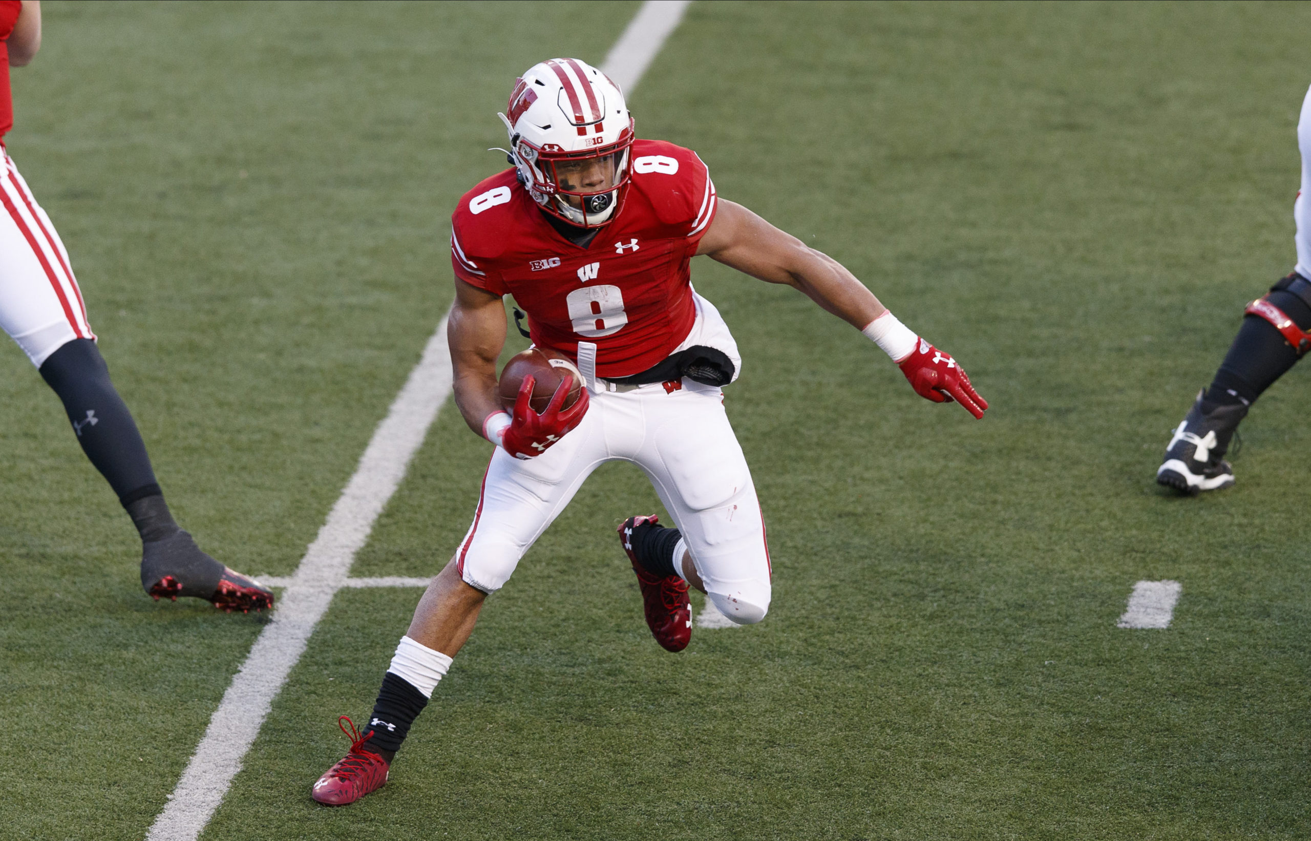 Wisconsin football: Why is Jalen Berger not getting more carries?