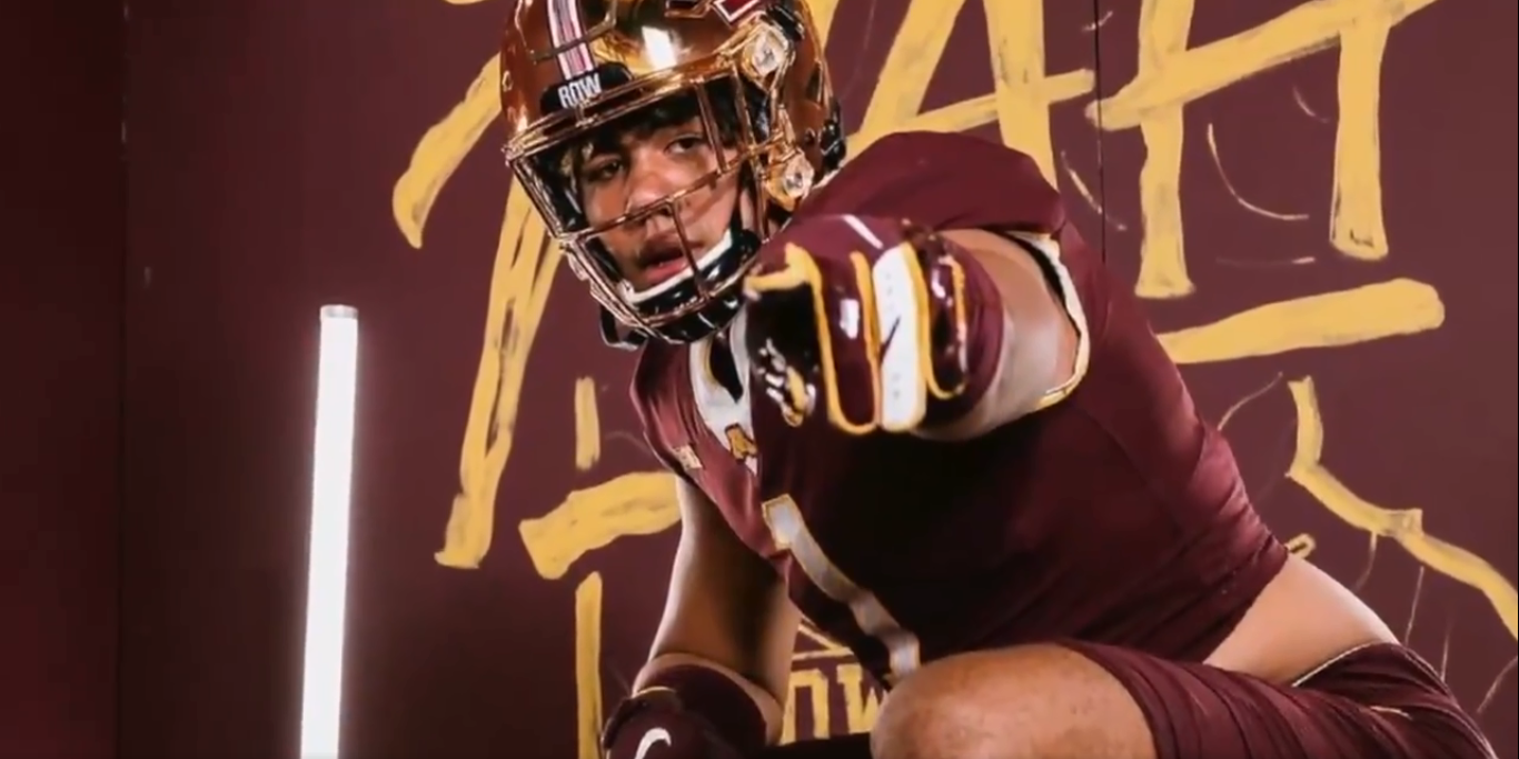 Heavily-recruited DL picks Minnesota over offers from 4 other B1G programs